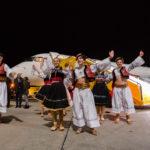 Vystúpenie folklórneho súboru Vienok