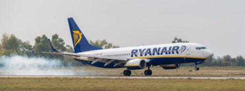 Ryanair začne lietať z Košíc do Londýna