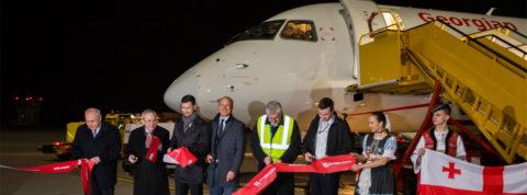 Georgian Airways začali lietať do Bratislavy