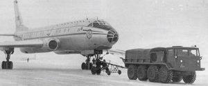 MAZ 535 - ťahač lietadiel (c) 5koleso.ru