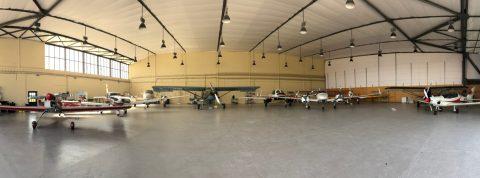 Hangár X – oslava 1 roku.