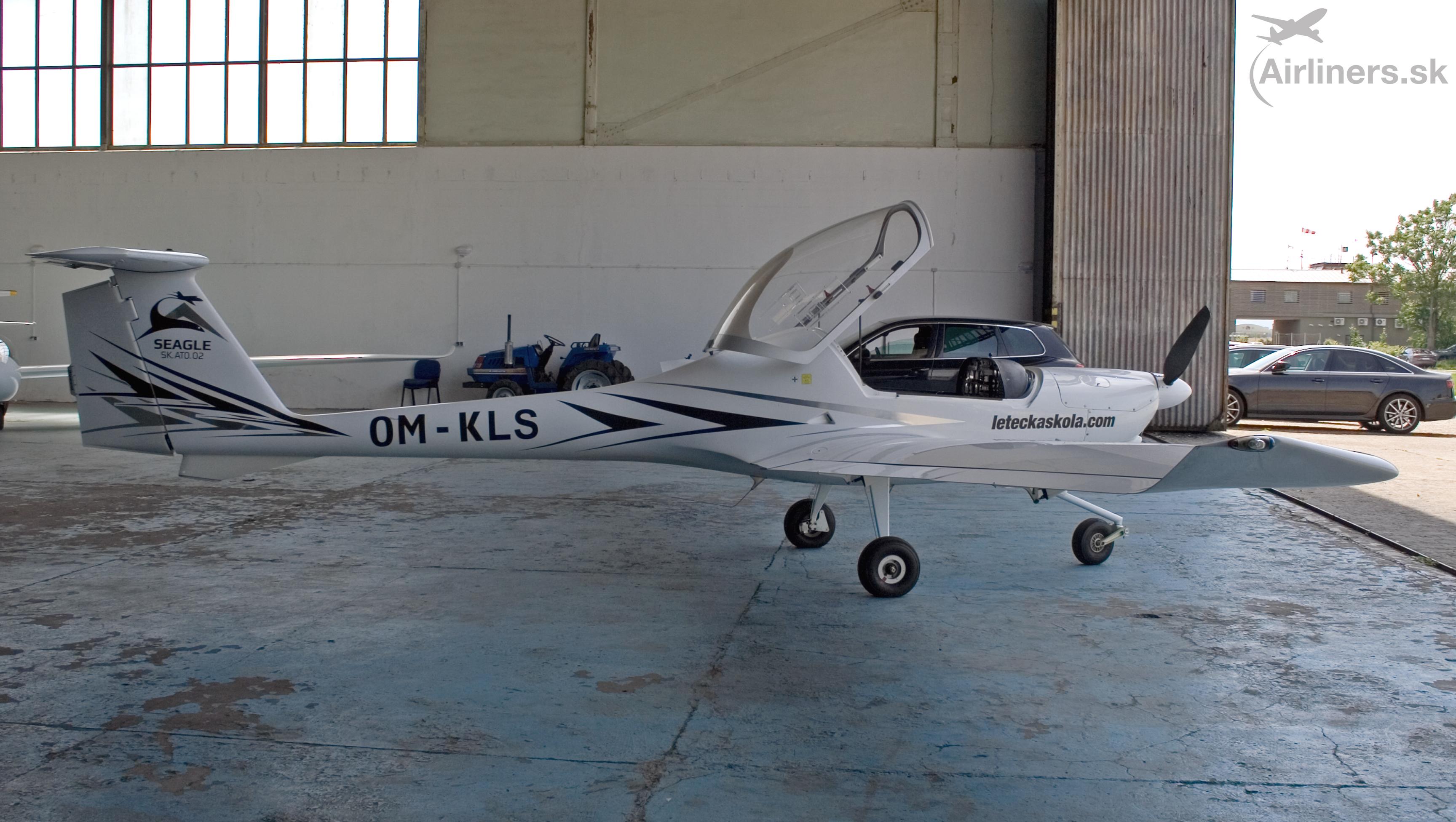 Diamond Katana DA-20, SeagleAir ATO