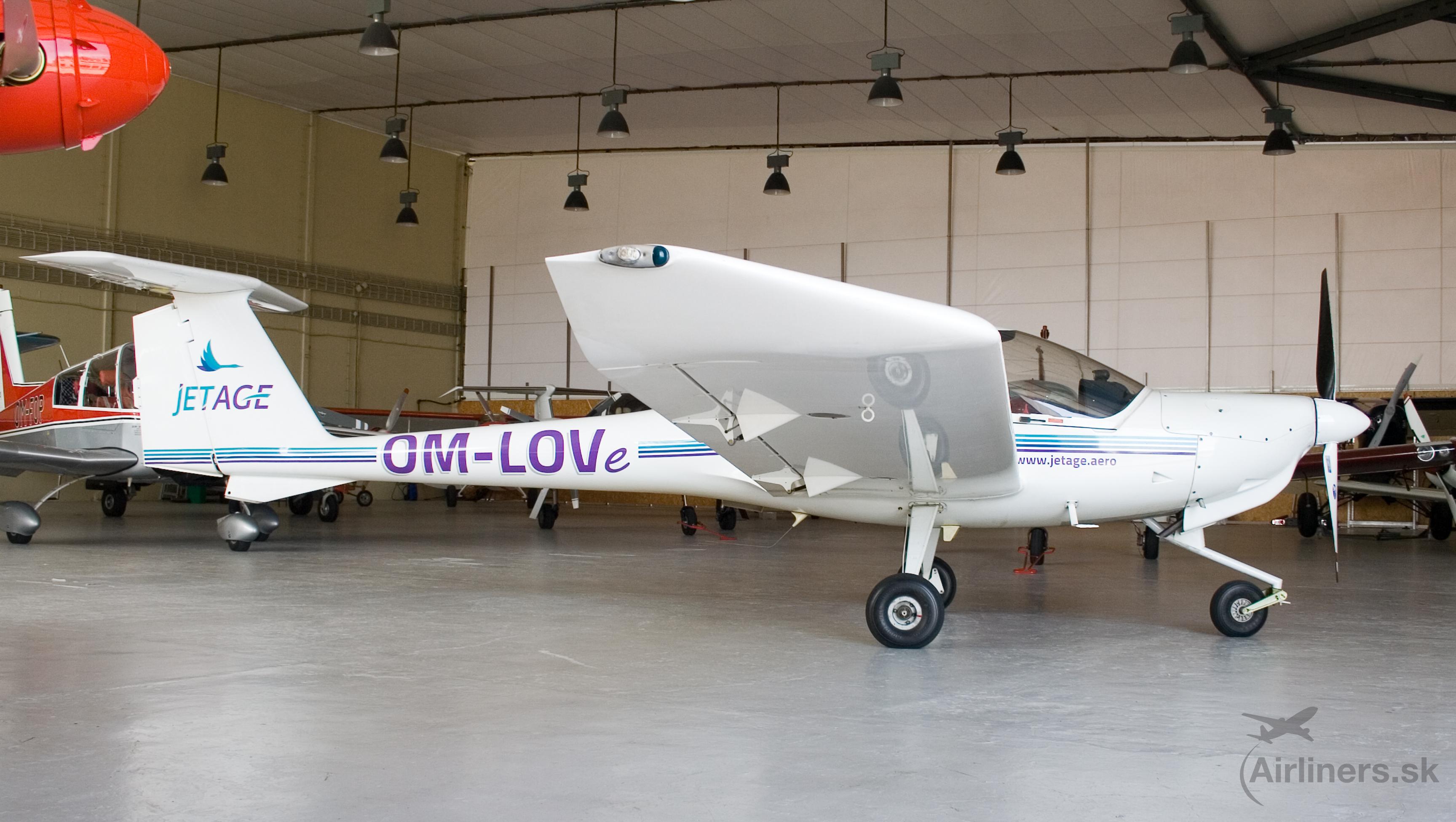 Diamond Katana DA-20, JetAge ATO