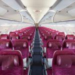 Ekonomická trieda Qatar Airways