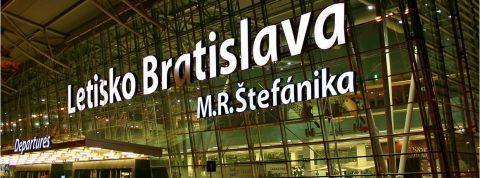 Letisko Bratislava sa prezentuje v regióne východnej Moravy