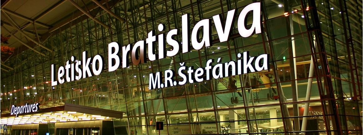 Letisko M.R.Štefánika v Bratislave