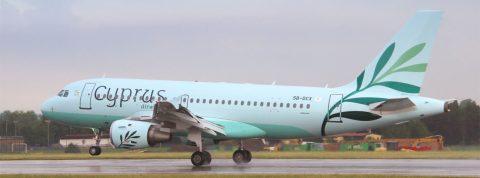 Cyprus Airways zahájili lety z Larnaky do Prahy