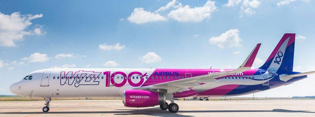 Flotila Wizz Air má už 100 lietadiel