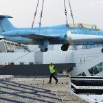 Posledný let Delfína L-29R (c)Georg Mader austrianwings.info