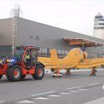 Odvoz Čmeliaka (c)Georg Mader austrianwings.info