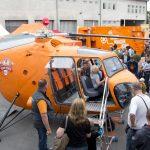 Zrekonštruovaný vrtulník Sycamore (c)Georg Mader austrianwings.info