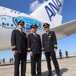 ANA Airbus A380 (c)samchui.com