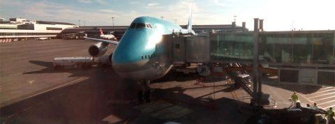 Ďalší Dreamliner v Prahe
