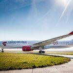 Airbus A330 ČSA OK-YBA