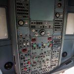Overhead panel Airbusu