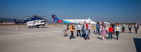 Deň otvorených dverí na letisku v Bratislave
