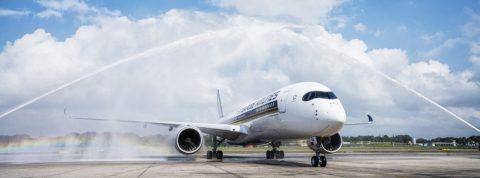 Singapore Airlines spúšťa najdlhší let