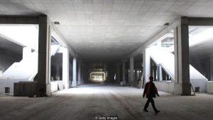 Železničný tunel pre letisko Berlín Brandenburg (c) Getty Images