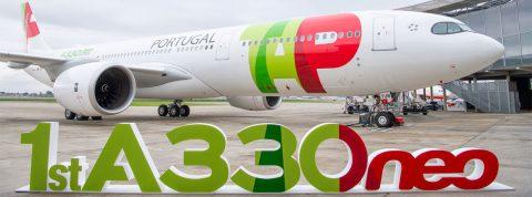 TAP prevzal prvý Airbus A330-900