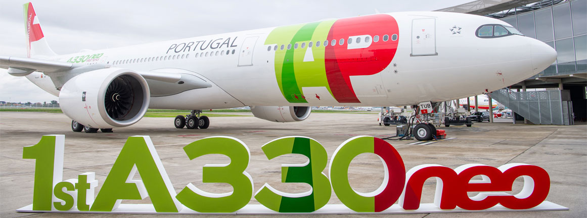 TAP Airbus A330-900