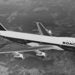 Boeing 747 BOAC