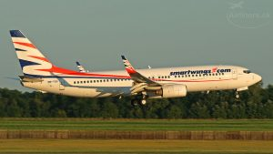 OM-TSG SmartWings Boeing 737-82R(WL)
