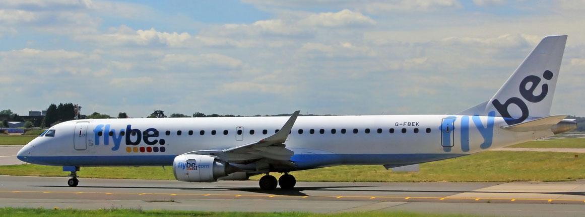 Embraer FlyBe