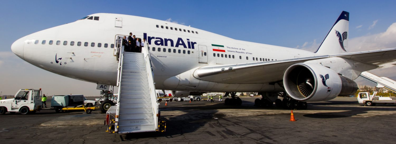 Iran Air Boeing 747SP (c) KNAviation.net