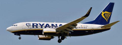 Ryanair spúšťa novú linku Praha – Palma de Mallorca