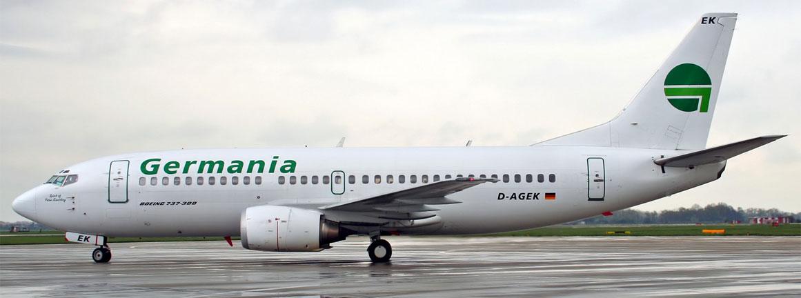 Germania - Boeing 737-300