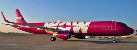 WOW Air has currently interrupted operations.
