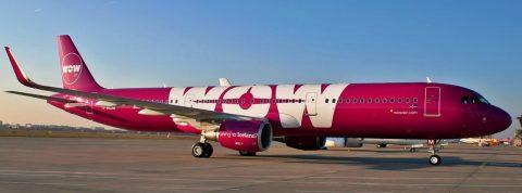 WOW Air aktuálne prerušil prevádzku.