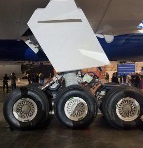 Boeing 777X (c)twitter.com/DjsAviation