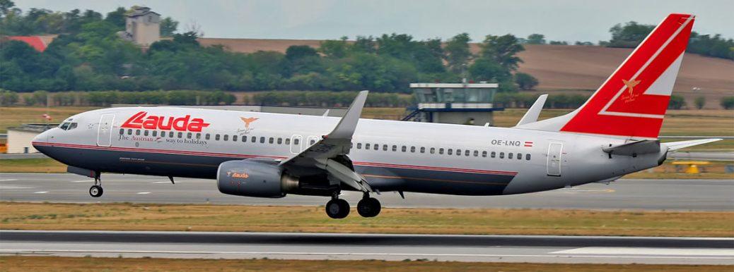 Boeing 737-800 Lauda