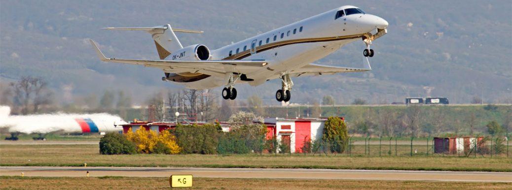 Embraer EMB-135BJ Legacy 600 OK-JNT