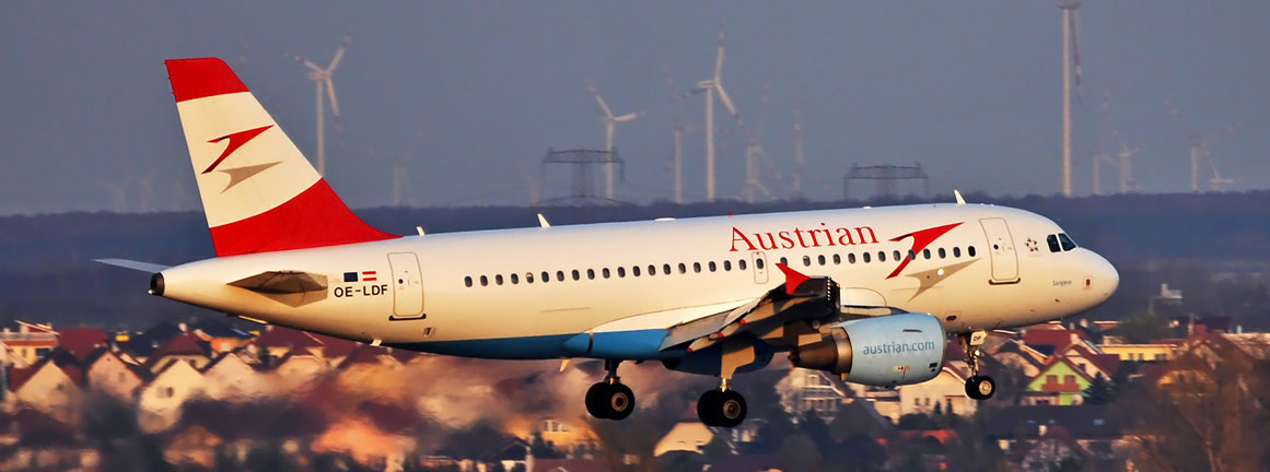 Austrian Airlines Airbus A319