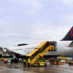 Inauguračný let Air Canada Toronto - Viedeň (c)Flughafen Wien