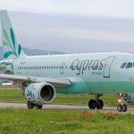 Odlet Airbusu Cyprus Airways