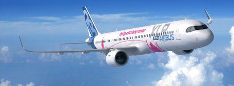 """Airbus announced a """"new"""" aircraft in Paris"""