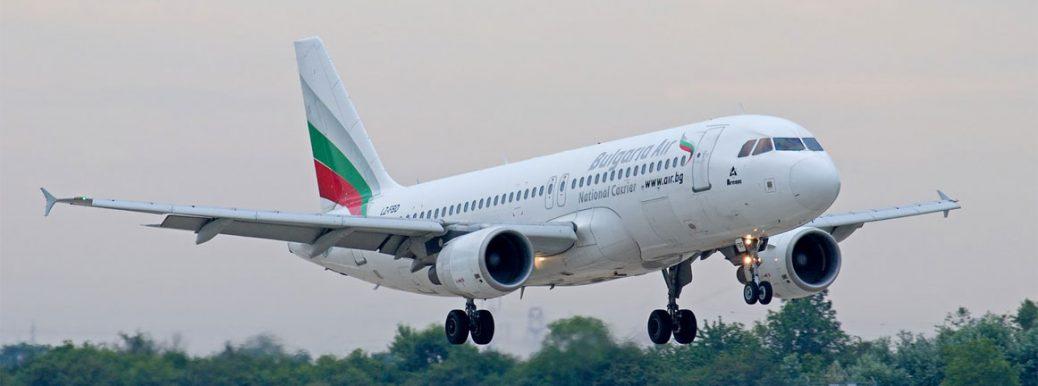 LZ-FBD Bulgaria Air Airbus A320-214