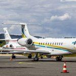 UP-EM010 Embraer EMB-135BJ Legacy 650 Comlux KZ