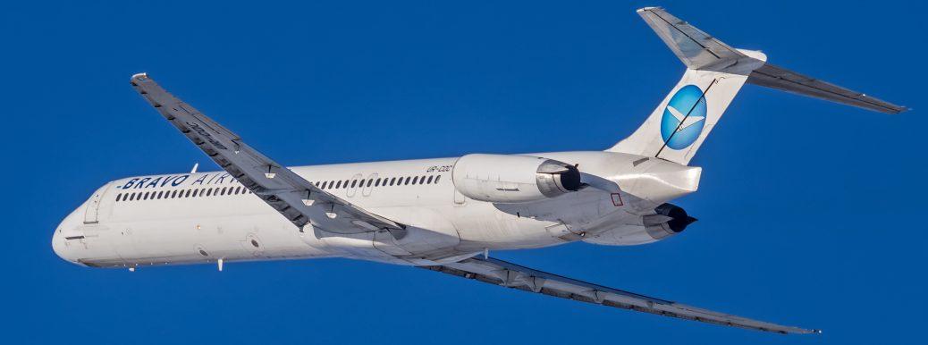 MD-83 Bravo Airways