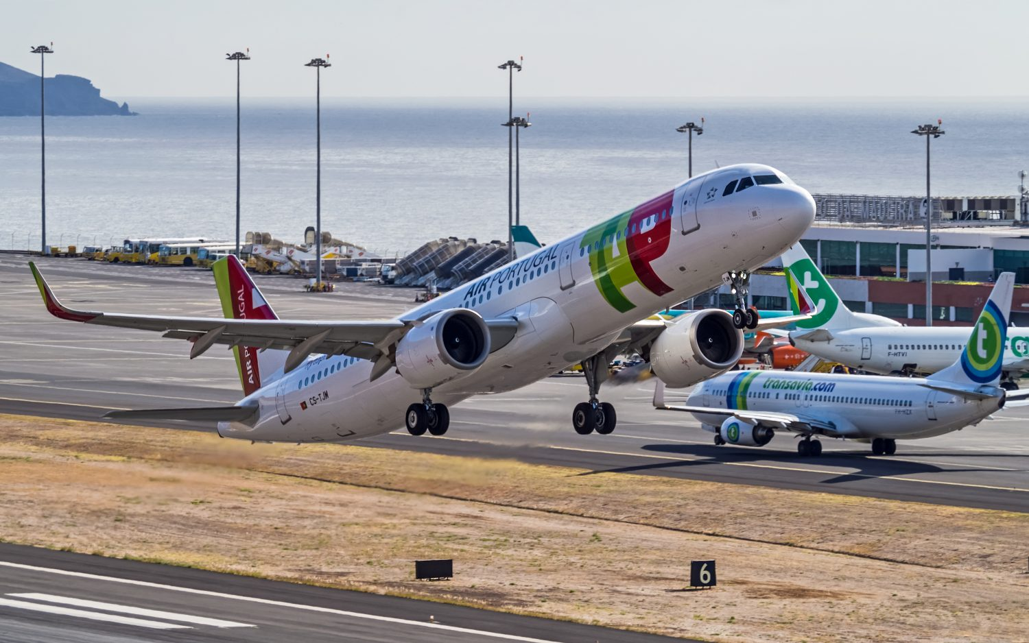 Airbus A321 Neo TAP Portugal