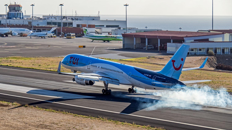 Boeing 757-200 TUI