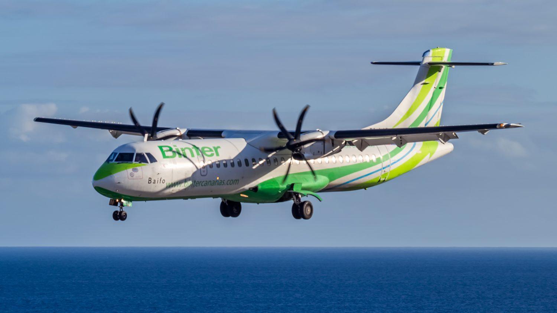 ATR 72 Binter Canarias