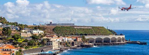 Cristiano Ronaldo Madeira Airport – Funchal