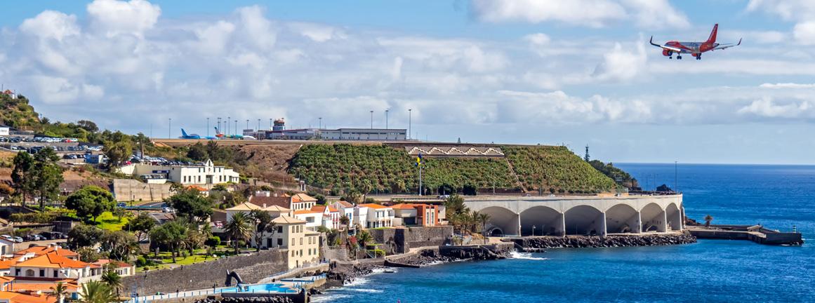 Letisko Funchal