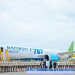 Boeing 787-9 Dreamliner Bamboo Airways