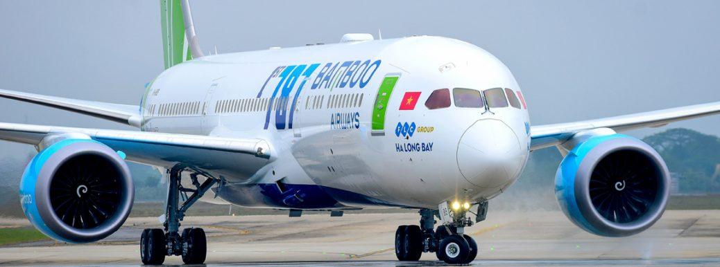 Boeing 787-9 Dreamliner Bamboo Airways