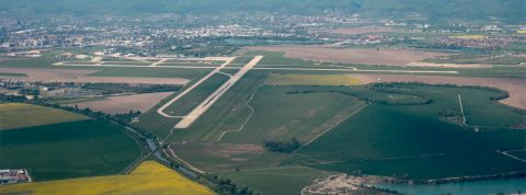 In April, both runways will be closed at Bratislava Airport